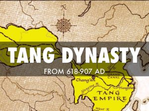 The Tang Dynasty: An Age of Innovation