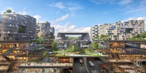 Tengah new town to be built right into nature